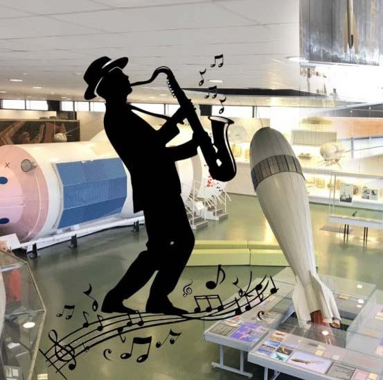 Государственный музей истории космонавтики представил программу «Ночи искусств» — 2016