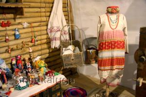 Калужский народный костюи калуга