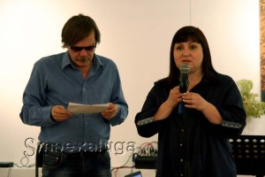 Владимир и Татьяна Петровыкалуга