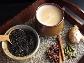 Мастер-класс по варке масала-чая