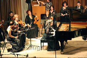 Полина Кузнецова и Муниципальный камерный оркестр