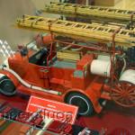 Макет первого пожарного автомобиля калуга
