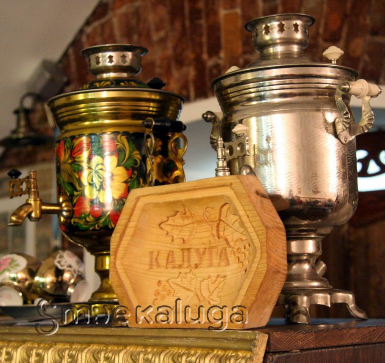 Гостям города и калужанам предлагают посетить «Калужский музей забытого вкуса»