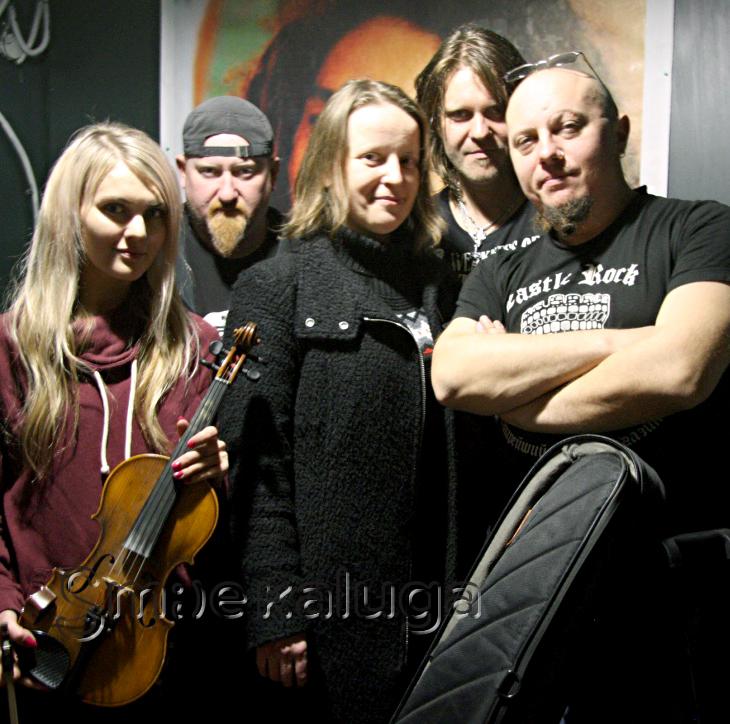 «Троль Гнёт Ель» представил в Калуге новый альбом «Карьялали»