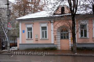Дом Зайцева