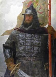 """Афанасий Куликов. """"Александр Невский"""""""