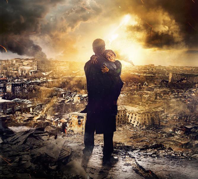 В Калуге прошёл пресс-показ фильма «Землетрясение»