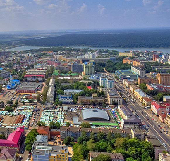 Проект Kaluga-History.ru представил концепцию парка на месте Городского рынка