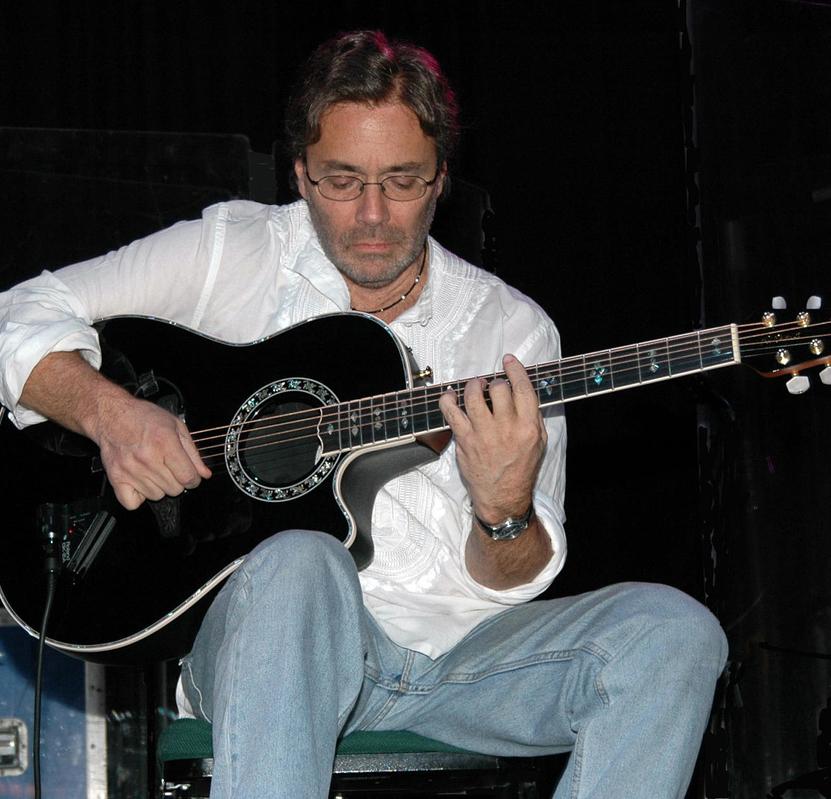 Хэдлайнером юбилейного XX Международного музыкального фестиваля «Мир гитары» станет Эл Ди Меола