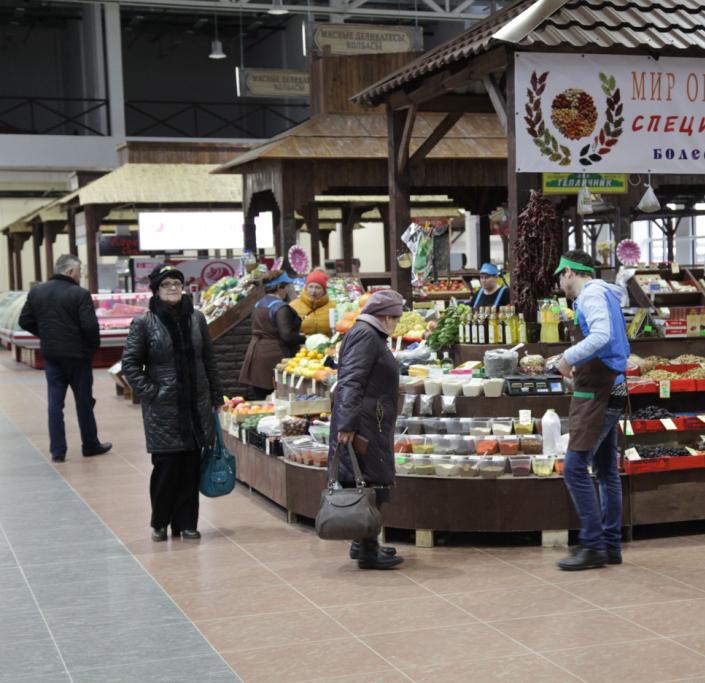 До нового городского рынка на Грабцевском шоссе будет ходить бесплатный автобус