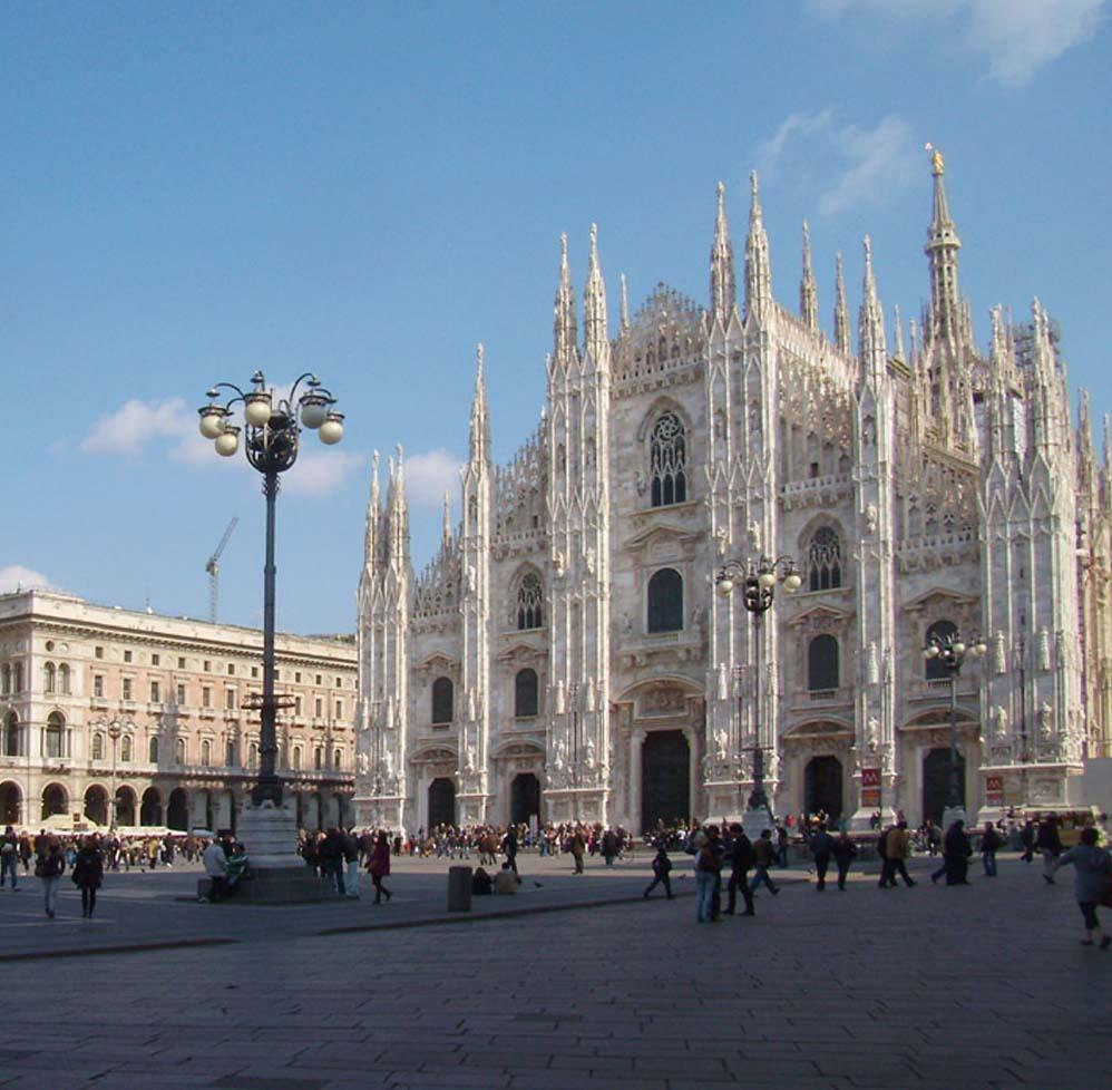 В Милане презентовали новый межрегиональный  туристский «космический» маршрут