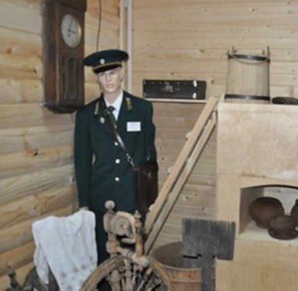 В министерстве лесного хозяйства Калужской области открылась экспозиция «Кордон лесника»