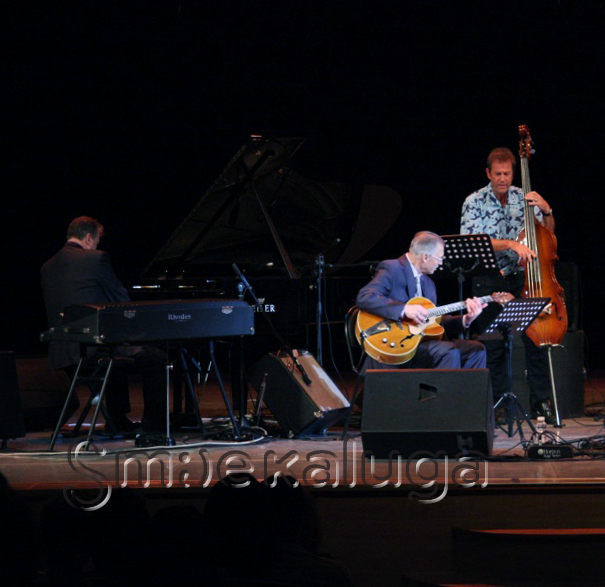 В Калуге прошёл XXI фестиваль «Джазовая провинция»