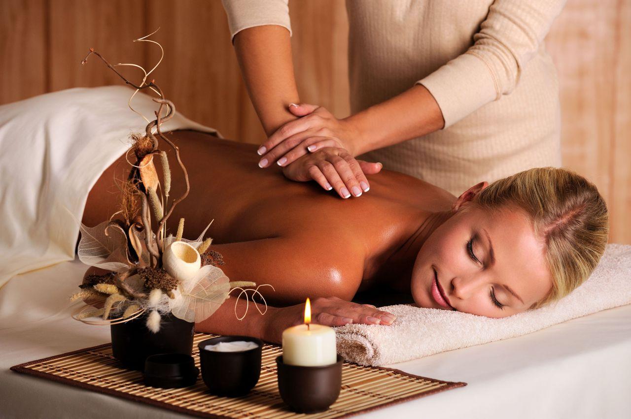 Практическое занятие: массаж