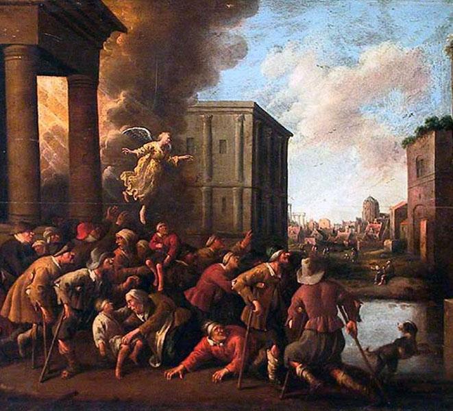 К 430-летию художника Дрохслота КМИИ рассказывает о его картине «Вифезда»
