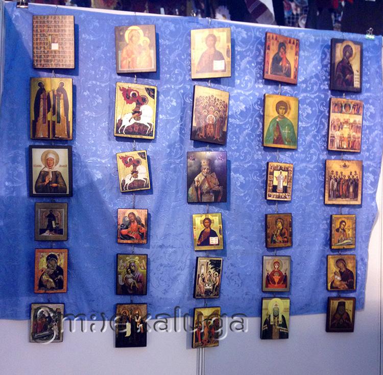 До конца недели в Калуге работает X международная православная ярмарка «Мир и Клир»