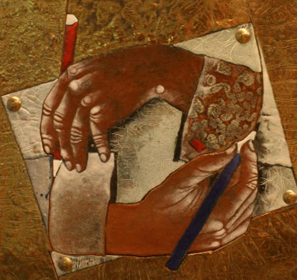 4 ноября в КМИИ откроется международная выставка художественной эмали