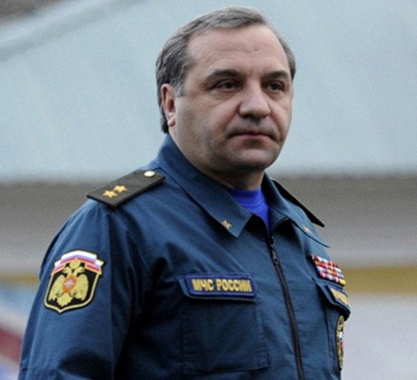 В Калуге появится сквер Пожарных и спасателей: его откроет министр МЧС России Владимир Пучков