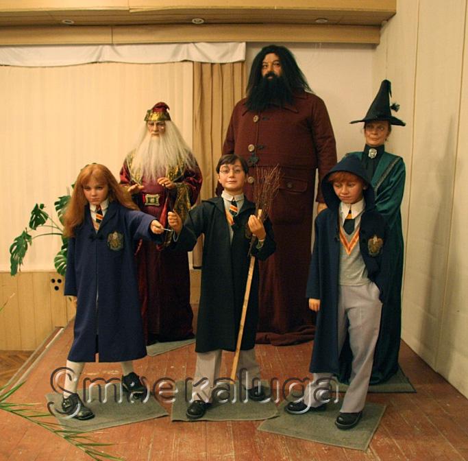 В Калуге открылась выставка «Музей восковых фигур» из Санкт-Петербурга