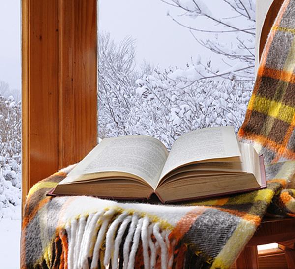 12 захватывающих зимних историй. Литературный обзор от Централизованной библиотечной системы Калуги