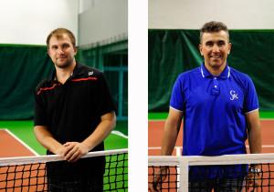 Тренеры теннисного центра