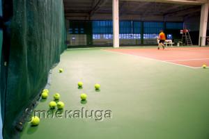 Корты в теннисном центре