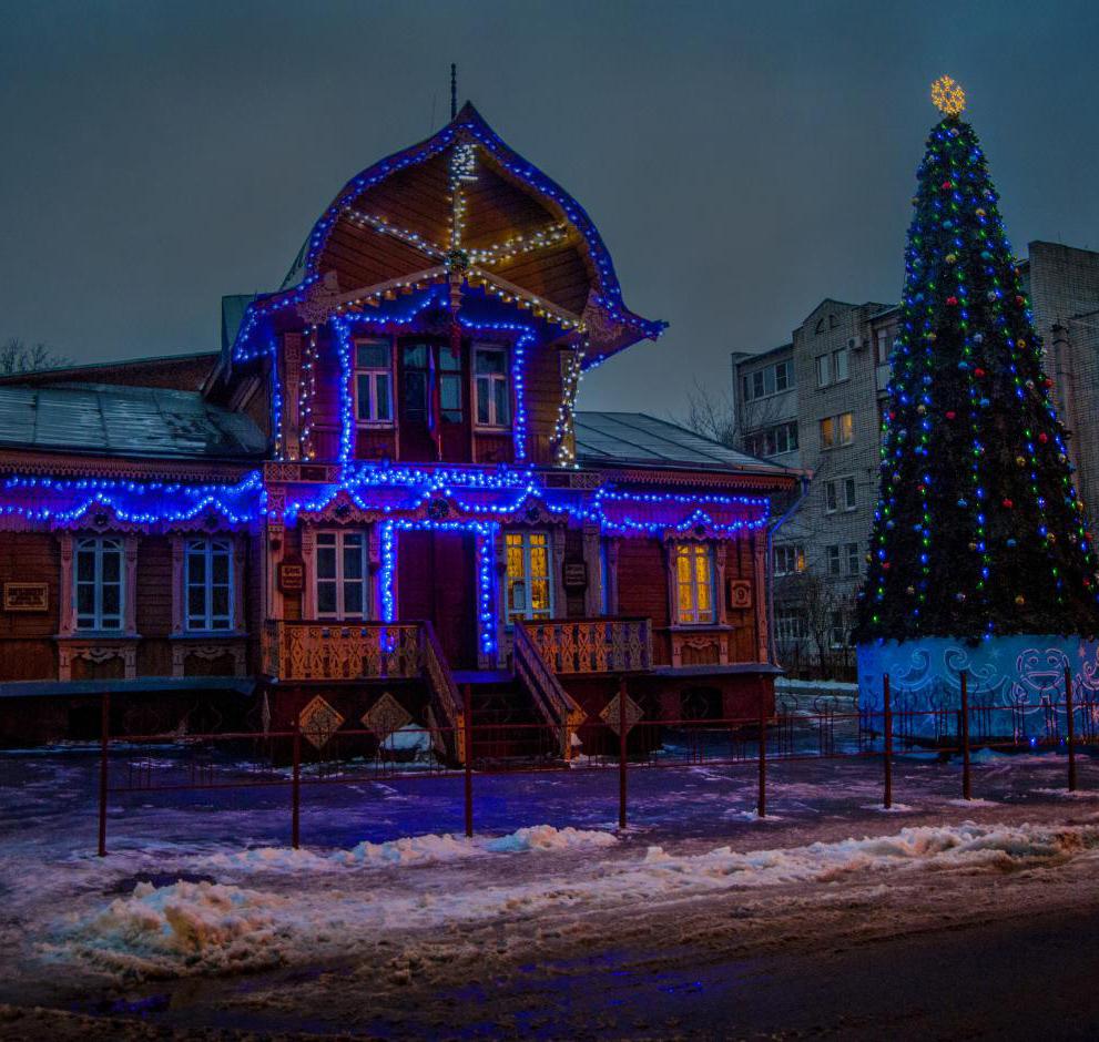 17 и 18 декабря пройдёт торжественное открытие Резиденции Деда Мороза