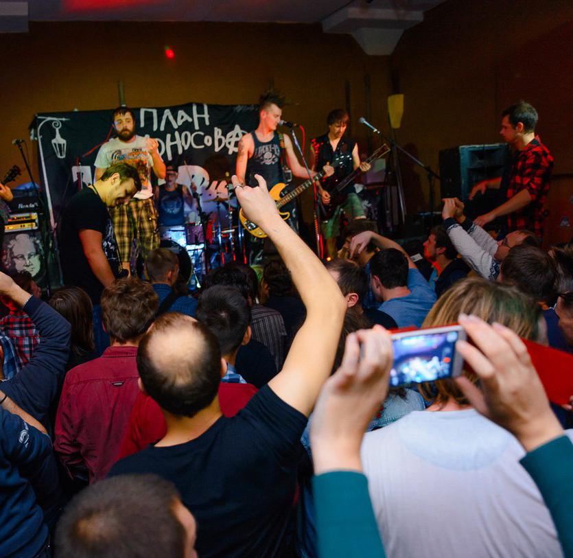 Бару Garagе (Гараж) – 2 года: успешная история от сцены в гараже до популярной рок-площадки и профессионального рок-караоке