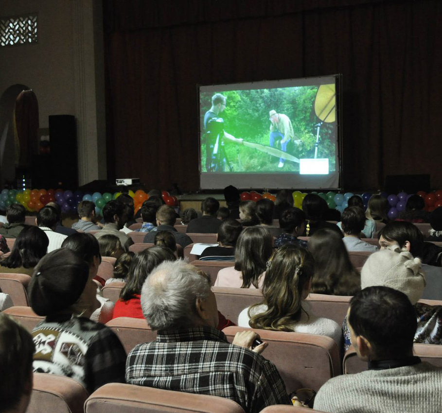 Прошла презентация фильма «Привидение» калужского режиссёра Михаила Андросова