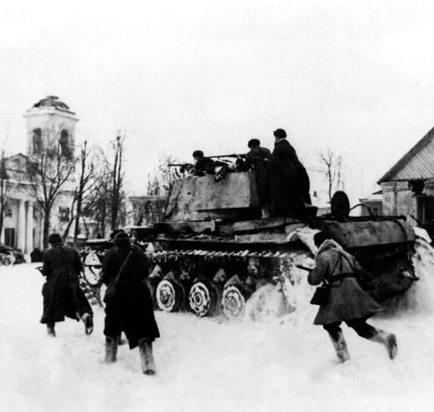К 75-летию со дня освобождения Калуги от оккупантов пройдёт военно-историческая реконструкция