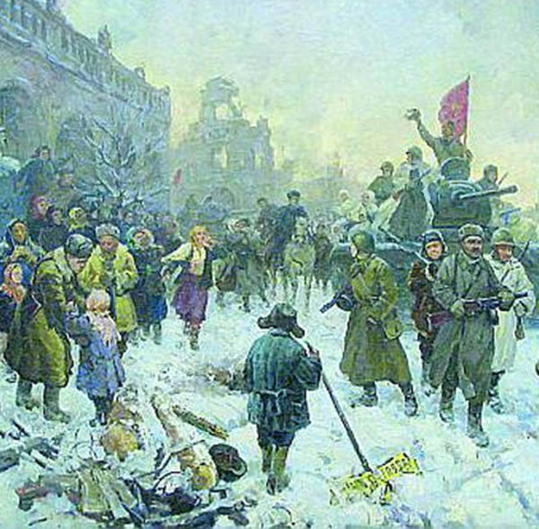 Калужан приглашают на военно-историческую реконструкцию, посвящённую освобождению Калуги от оккупантов