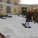 """Реконструкция """"Калуга. 1941 год. Освобождение"""""""