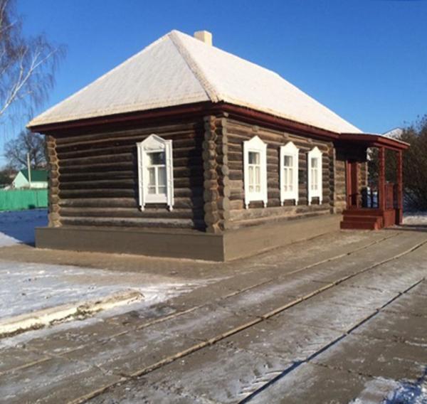 В Стрелковке открылся отреставрированный Дом-музей Георгия Константиновича Жукова