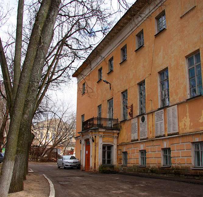 Филиал Эрмитажа в Калуге откроют в Доме гражданского губернатора
