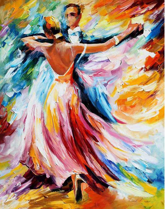 Новогодний турнир по спортивным танцам «Танцевальный серпантин» в Областном молодёжном центре