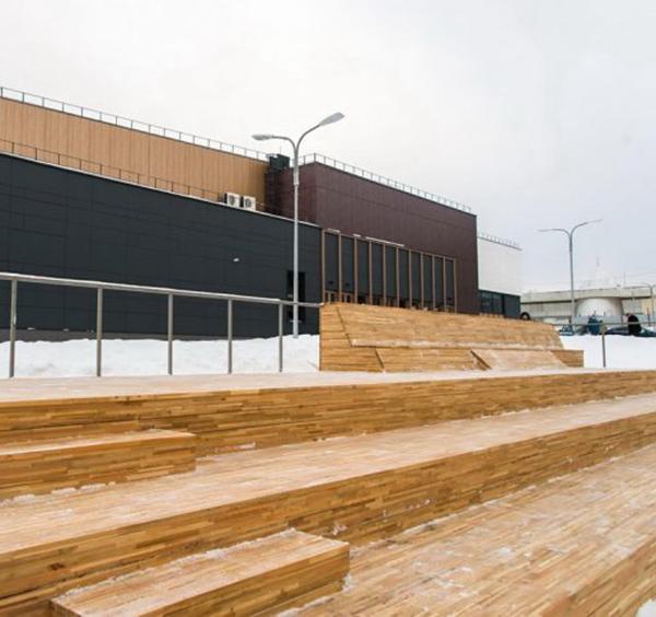 Завершилось строительство Инновационного культурного центра