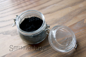 «Земля из маслин»: маслины трижды просушиваются и измельчаются, прекрасно подходят к сырам