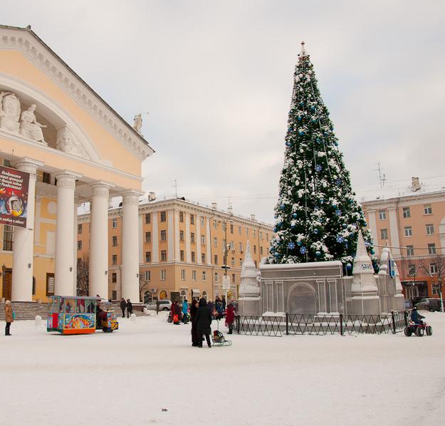 С 31 декабря по 8 января в Калуге будут проходить ежедневные пешеходные экскурсии