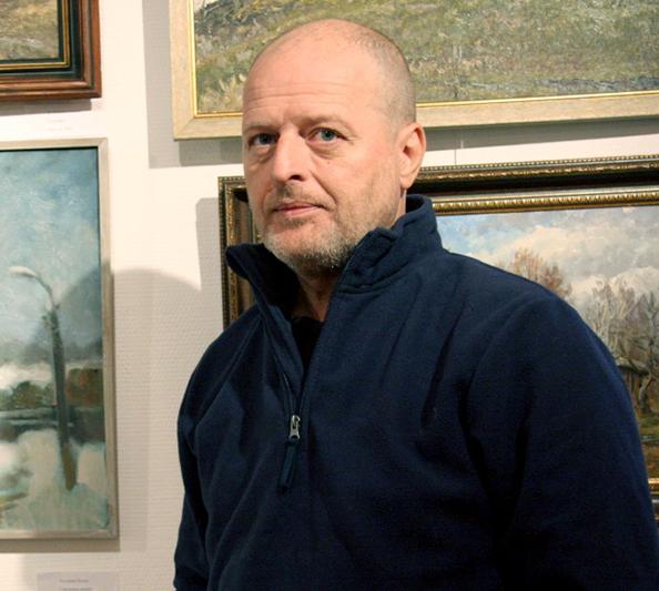 Евгений Пухов стал лучшим живописцем по результатам биеннале на калужскую тематику