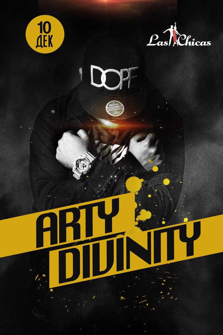 DJ ARTY DIVINITY | LAS CHICAS
