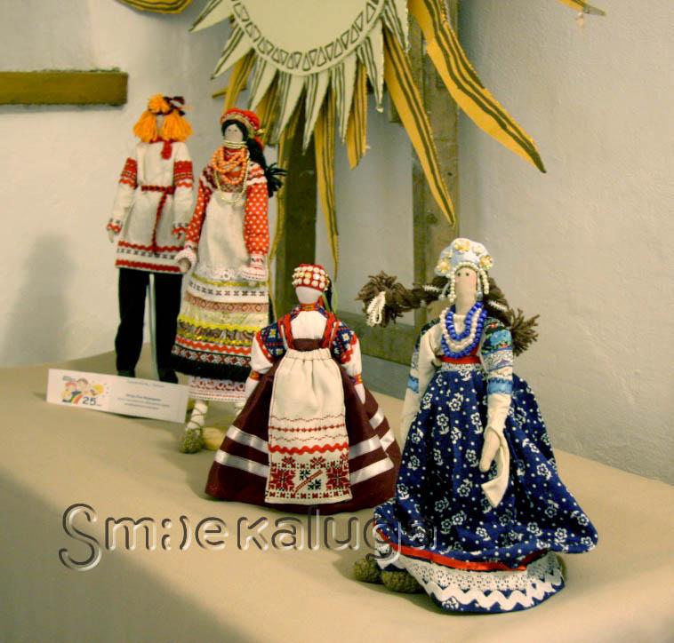 В палатах Коробовых открылась выставка «Рождественский подарок»