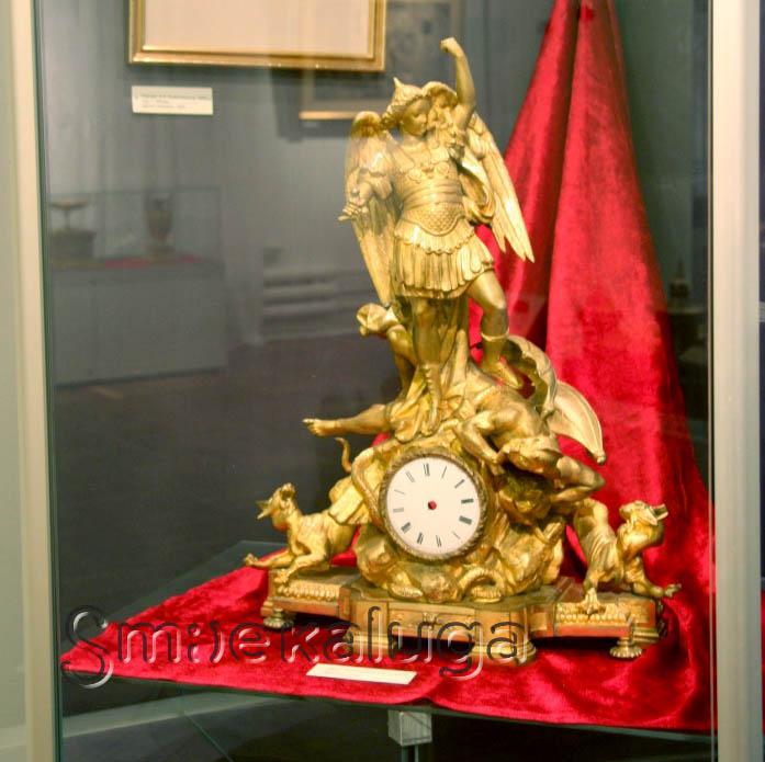 Как измерялись минуты, аршины, расстояния в разное время рассказывает выставка в усадьбе Золотарёвых «Время измерять»