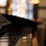 """Фортепиано в """"Бумажном Самолёте"""""""