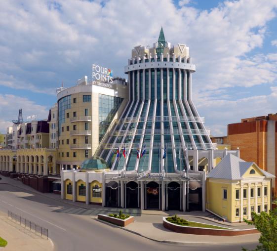 В Калуге появился пятизвёздочный отель