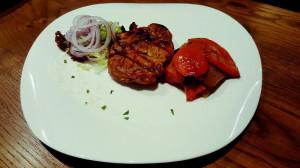Мясо, приготовленное на живом огне