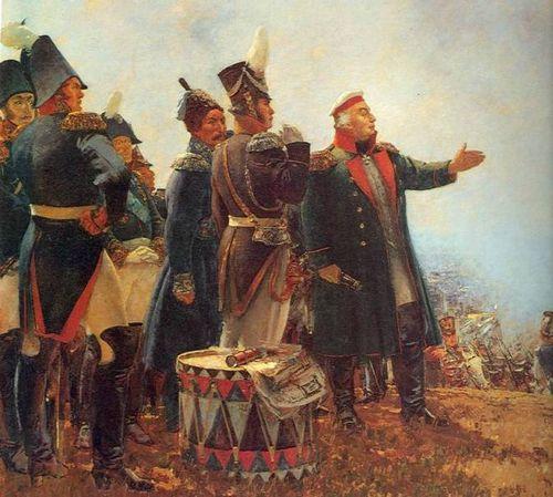В Калуге представят графические работы современников и участников Отечественной войны 1812 года