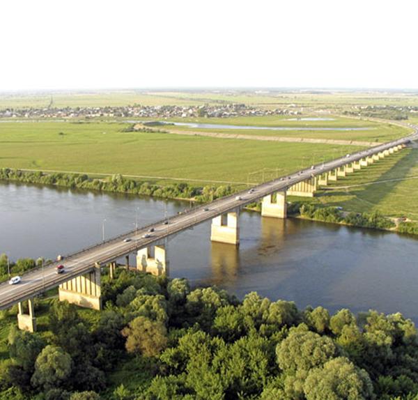 В Калуге построят новый мост через Оку