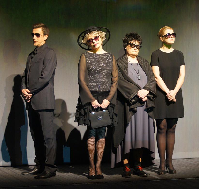 В Калуге пройдут гастроли Тульского академического театра драмы
