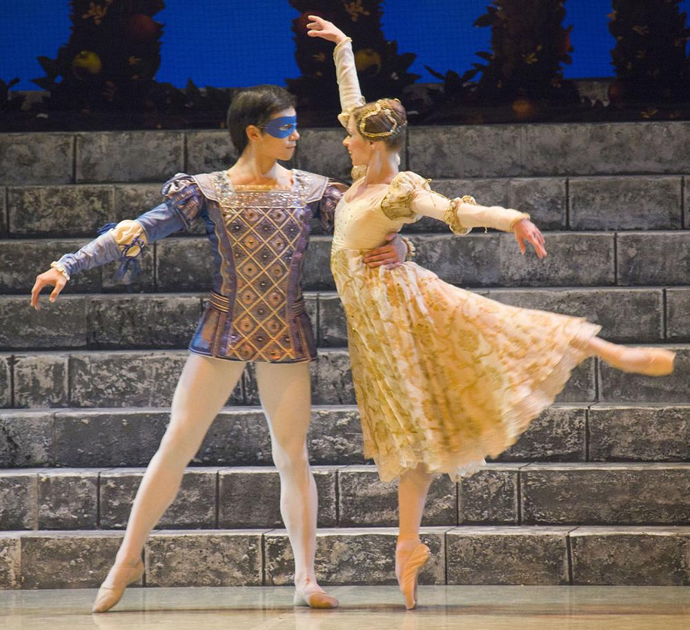 В Калужской областной филармонии пройдет классический балет «Ромео и Джульетта»