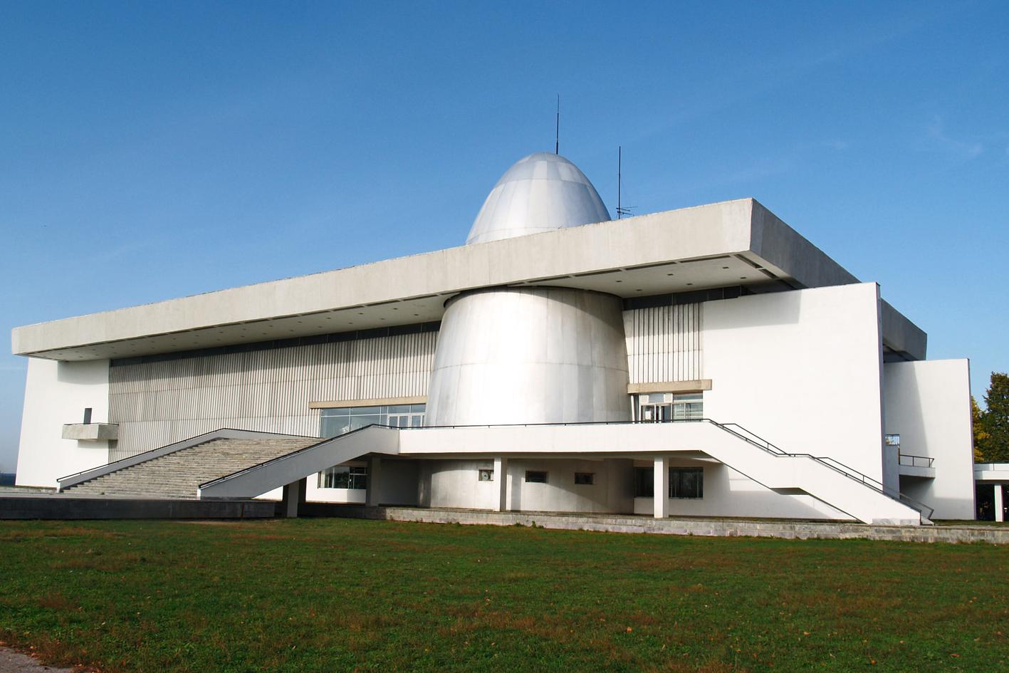 Вторая очередь музея космонавтики будет закончена к концу года